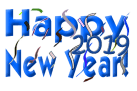 Happy and healthy 2019 …
